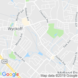 Google Map of The Brick House