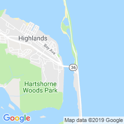 Google Map of Bahrs Landing