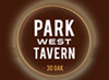 Logo of Park West Tavern