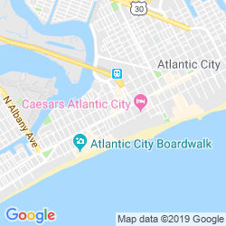 Google Map of Dock's Oyster House