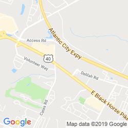 Google Map of The Inn at Sugar Hill