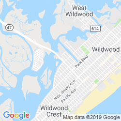 Google Map of Boathouse Restaurant & Marina Deck