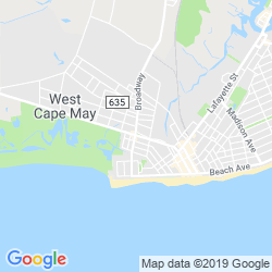 Google Map of Godmother's Restaurant