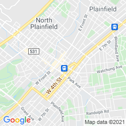 Google Map of Pete's Fish Market